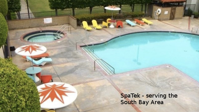 SpaTek Rancho Dominguez CA pool spa