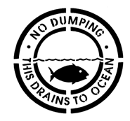 no dumping in Rolling Hills Estates