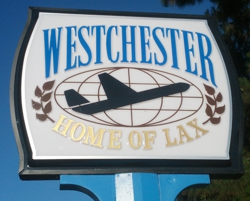 westchester ca home of LAX