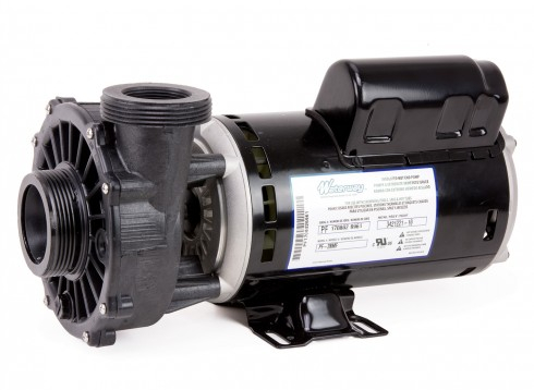 PUMP 3 HP Waterway Hi Flo Spa Pump 2in inout 48Fr 240V